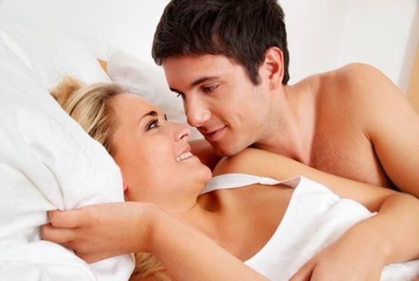 лучшее время для занятия сексом:
