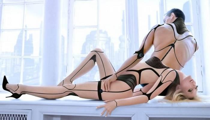 В сша изобрели секс робот